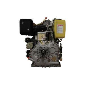 15 HP 192fa 489cc 1シリンダー空気冷却ディーゼル機関かモーター