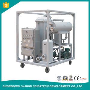 Ls-Bzl-500 Explosion-Proof purificador del aceite de vacío