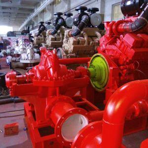 В горизонтальном положении полного набора постоянной Fire-Figthing Fire-Equipments насос для