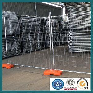 溶接されたWire Mesh Temporary Fence (オーストラリアの標準塀)