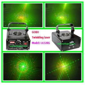 Rg Gobo мерцание лазер Disco лампа