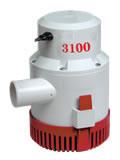 DC Pompe submersible (2000 GPH)