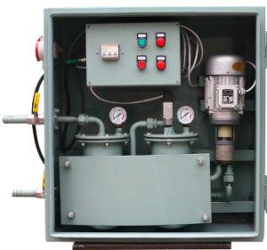 소형 Oltc 꼭지 변경자 기름 정화기 (휴대용 유형)