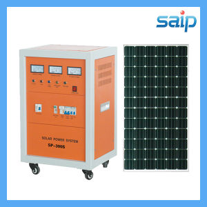 Home Use (SP-500F)를 위한 태양 Power Generator