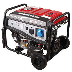 Nuovo Design 8kw Gasoline Electric Generator (CE) Hh1500-A03 Home Use Standby Gasoline Engine Generator, Gasoline Generator
