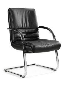 Venta caliente de respaldo alto de buena calidad de la Oficina de cuero silla ejecutiva