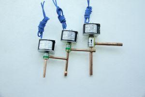 La electroválvula de la serie Dtf para refrigeración