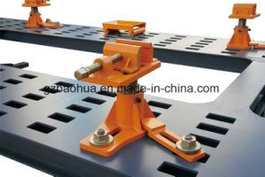 Carro e máquina de alisamento da Estrutura da Máquina