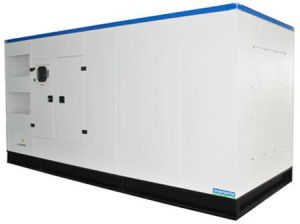 6 cylindres phase trois 575KVA Diesel Generator