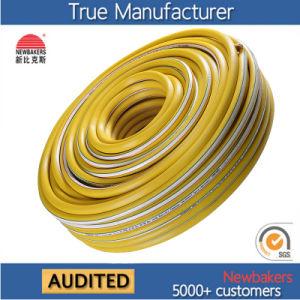 Manguera de aire de alta presión de PVC KS-16 hg amarillo