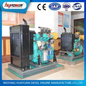 Weifang水によって冷却される495Dエンジンモーター4シリンダー1500rpm