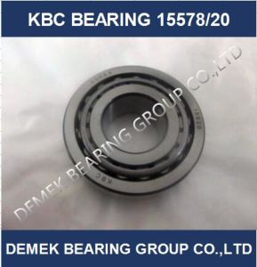 Hot vendre Kbc pouces 15578/20 Roulement à rouleaux coniques