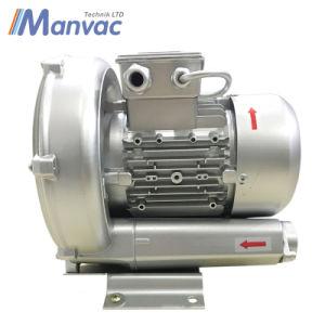 Einphasig-Seiten-Kanal-Vakuumpumpe-Lüftungs-Gebläse
