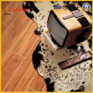 tegel van de Vloer van 150X800mm de Rustieke Houten Verglaasde voor Bouwmateriaal