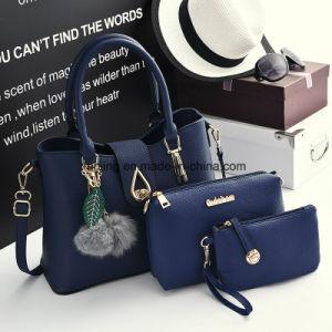 Venda por grosso de moda nova mala em couro Bolsas Set Lady mala