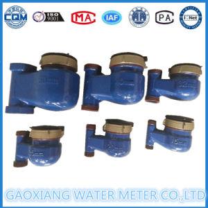 ISO4064乾燥したダイヤルの冷水のメートルのマルチ機械水道メーター