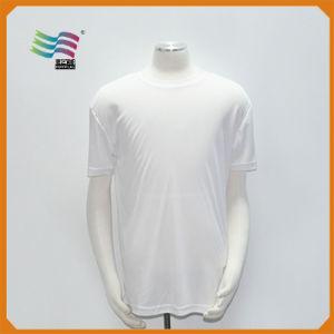 Maglietta stampata abitudine rotonda del collo di alta qualità con il proprio disegno