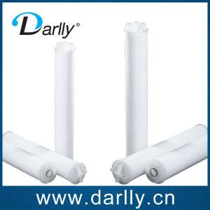 alta Flowment cartuccia di filtro dalla fibra di vetro di 3um