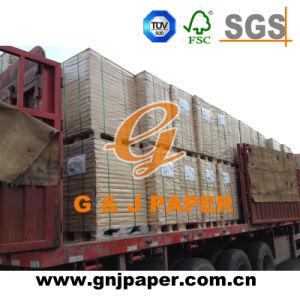 58GSM finos de alta qualidade Notebook Escolar preço de fábrica de papel