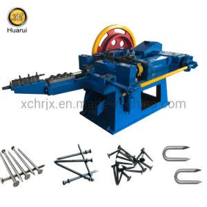 Unhas automática fazendo a máquina para fazer as unhas/Fios de ferro de aço máquina de pregos