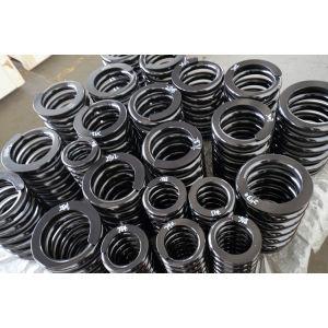 Chemin de fer de gros diamètre de fil de compression de ressort de la bobine