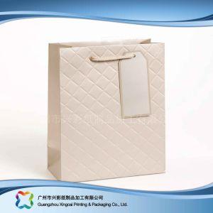 Упаковка бумаги сумка для шоппинга/ Дар/ одежды (XC-bgg-054)