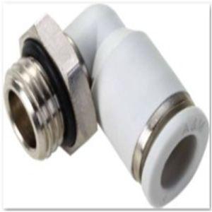 Unión de compresión neumática de codo de tubo