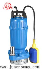 단일 위상 깨끗한 물을%s 잠수할 수 있는 수도 펌프