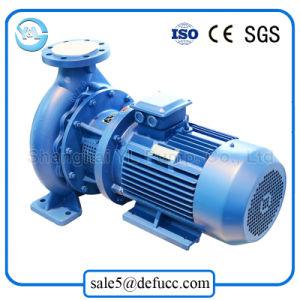 Pomp van het Doorgevende Water van de Elektrische Motor van de Zuiging van het eind de Kleine