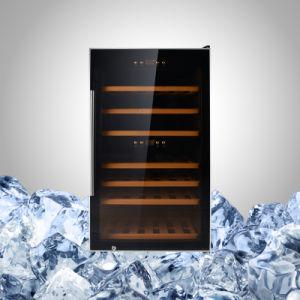 Tedesco Techonology del refrigeratore del dispositivo di raffreddamento di vino delle 80 bottiglie