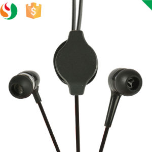 Рекламные металлические складной наушники для MP3 мобильный телефон