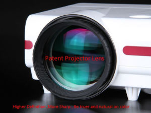 Cine vídeo proyector LED de WiFi
