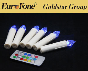 Afstandsbediening LED Christmas Candle voor Decoration