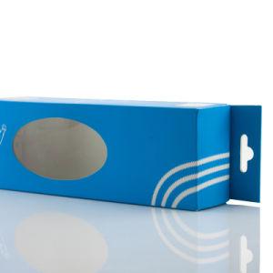 명확한 Windows를 가진 간단한 폴딩 전자 서류상 포장 상자