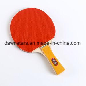 2018 Vente chaude 3 étoiles de haute qualité des raquettes de tennis de table de ping-pong jeu de palettes
