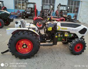 Kleine Tractor van de Tuin van Taihong de Nieuwe Mini Vierwielige