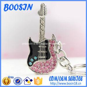 Figura Keychain della chitarra di modo per il regalo