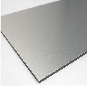 Comité van het Aluminium van de Dikte van 2mm het Plastic Samengestelde voor de Reclame van Signage
