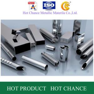 La norma ASTM201, 304, 316 tubos de acero inoxidable y el tubo 180#indicador