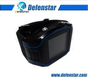 Novo Estilo de 450mAh rastreador GPS pessoal de monitoramento remoto com luz de LED