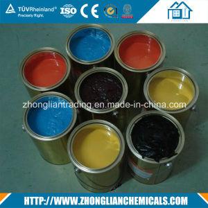 Pastas de colores para las espumas de poliuretano