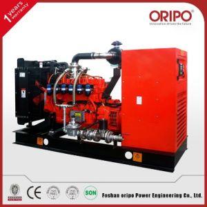 Leiser/geöffneter 42kw Typ elektrischer Strom-Dieselgenerator mit Lovol Motor