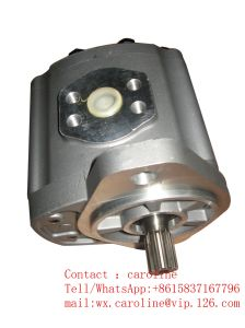 Genuin Komatsu самосвалов Hm400 гидравлический шестеренчатый насос лебедки насоса 705-95-07030 Строительная техника запасные части