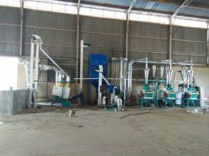 La maquinaria del molino de maíz de alta eficiencia Molino trituradora de molinillo