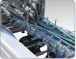[إكسكس-650] آليّة ملا [غلور] آلة مع [بر-فولدر]