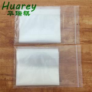 Sac refermable claire pour l'emballage industriel