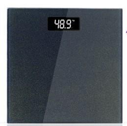 Grand affichage LCD électronique personnel l'échelle de poids corporel