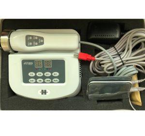 Mini Inicio usar la terapia de onda de choque eléctrico equipo de fisioterapia y la eliminación de Celulitis