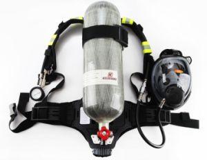 Respiratore di sicurezza di lotta contro l'incendio dello strumento 6.8 di Lither del carbonio del serbatoio personale della fibra