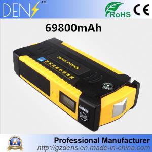 68800mAh cargador de batería de coche Booster Kit de emergencia Alquiler de saltar el motor de arranque